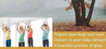 Pre-Natal Hatha Yoga