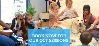 Reading sessions fo 4-6 year olds