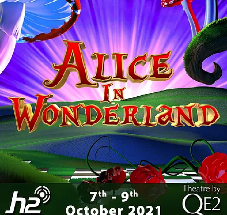 Alice in Wonderland @ QE2