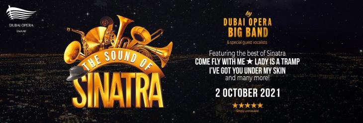 The Sound Of Sinatra @ Dubai Opera