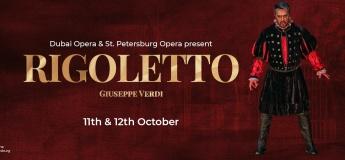 Rigoletto @ Dubai Opera
