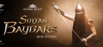 Sultan Baybars by Astana Ballet