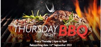 Thursday Night BBQ at Hickory's Restaurant, Yas Links Abu Dhabi
