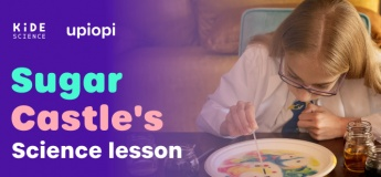 Sugar Castel's science lesson