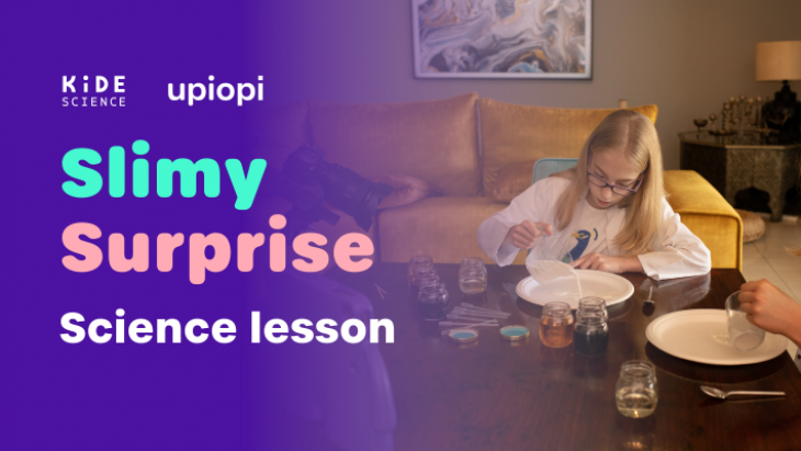 Simply Surprise science lesson