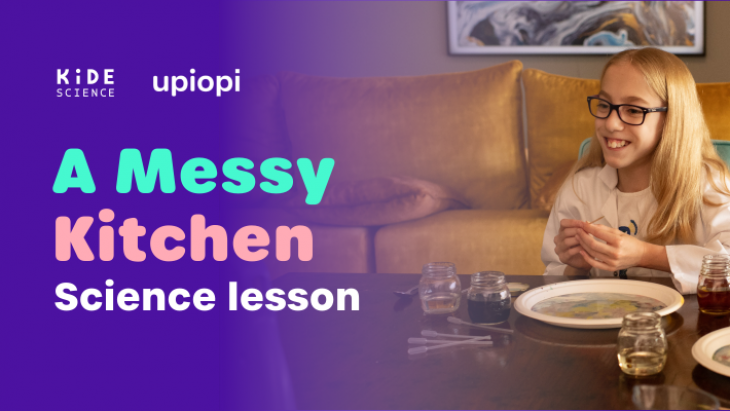 A Messy Kitchen science lesson