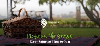 Picnic On The Grass at Hawksbill Restaurant, Saadiyat Beach Golf Club