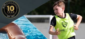 Football and Swimming Courses @ Elite Sports Academy