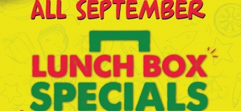 Lunch Box Specials