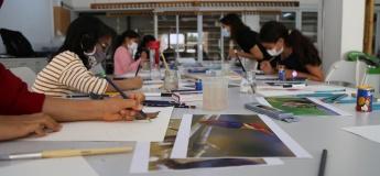 Afterschool Arts Club: Sound Illustration