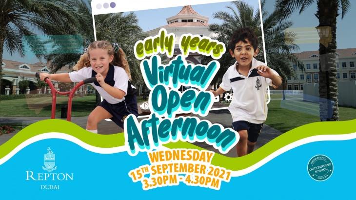 Early Years Virtual Open Afternoon @ Repton School Dubai