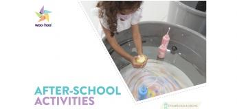 After-school activities at woo-hoo!