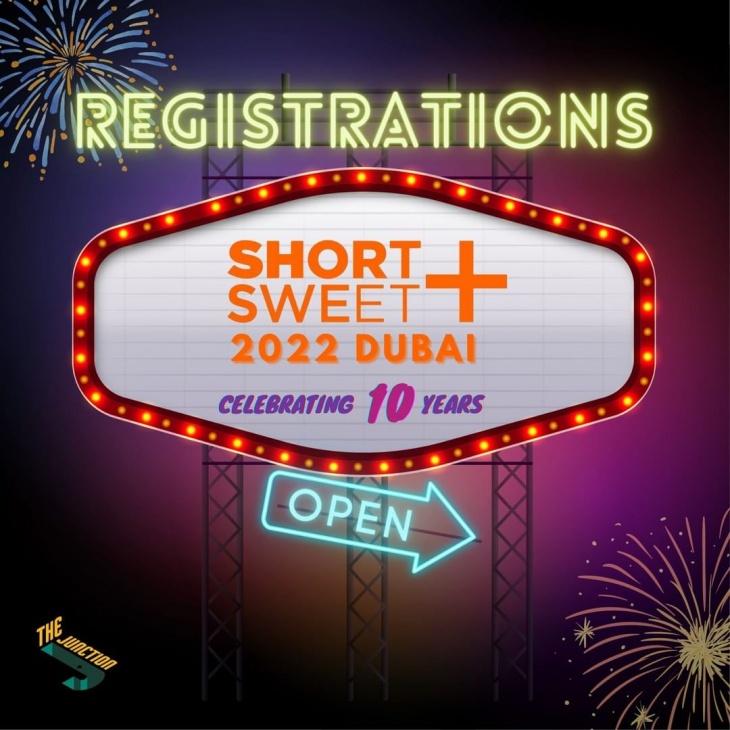 Registration for Short+Sweet Fest 2022