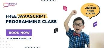 FREE JavaScript Programming class
