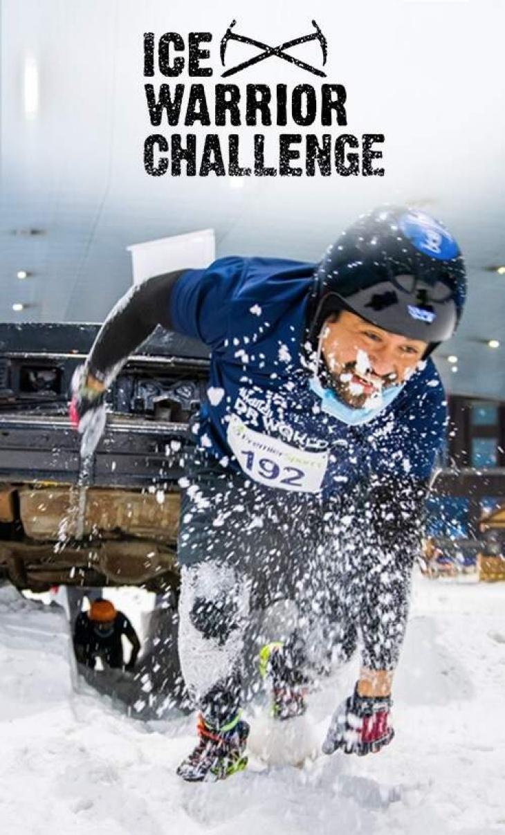 Ice Warrior Challenge 2021