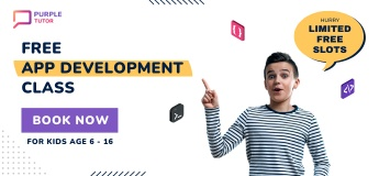 FREE App development class for kids