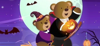 The month of spookiness @ Hamleys