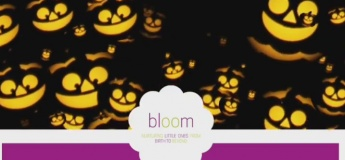 Spooky Bloom Party @ Bloom Baby Classes Dubai