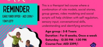Social Skills Group Course