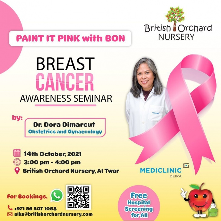 Breast Cancer Awareness Seminar