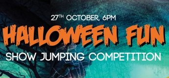 AHPRC Halloween Fun Showjumping Competition 2021