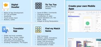 LIVE online course: Mobile App Development Module
