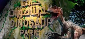 Dinosaur Park @ Dubai Garden Glow