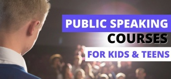 Publick Speaking Course for Kids & Teens