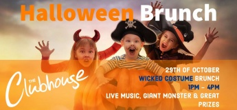Halloween Party @ Jebel Ali Clubhouse