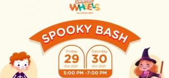 Halloween Party @ Orange Wheels