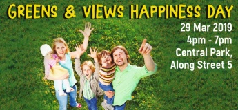 Greens & Views Happiness Day