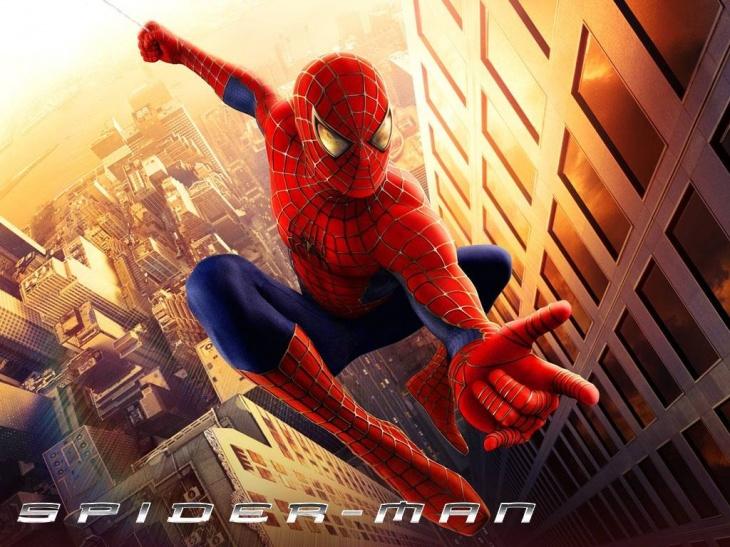 Movie Time Spider Man