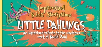 Improvised Kids' Storytime: Little Dahlings