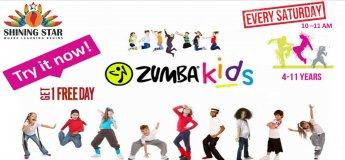 Free Zumba Fun Party