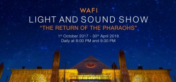 Light and Sound Show at WAFI is Back!