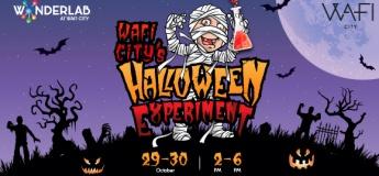 Wafi's Halloween Bash