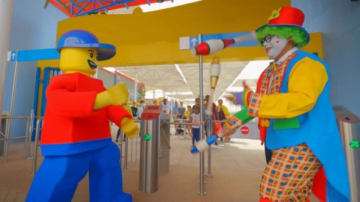 International Happiness Day at LEGOLAND Water Park!