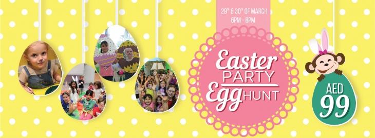 Easter Party & Egg Hunt
