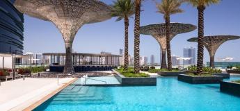 Pool at Rosewood Abu Dhabi