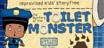 Improvised Kids' Storytime: Toilet Monster
