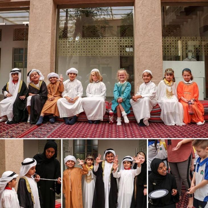 Jumeirah Mosque Visit