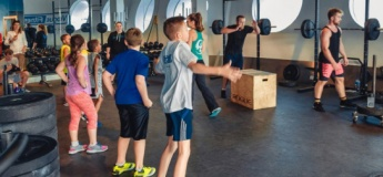 Yas Kids CrossFit @ Vogue Fitness