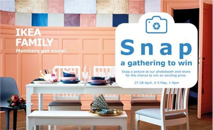 Free photo session at IKEA Dubai!   Tickikids Dubai