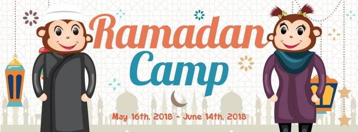 Ramadan Camp @ Cheeky Monkeys J3 Mall