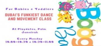 Boogie Babies @ Playdates Palm