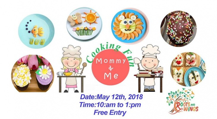 Mommy & Me Cooking Fun