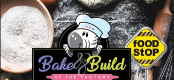 Bake & Build @ Kidz Factory