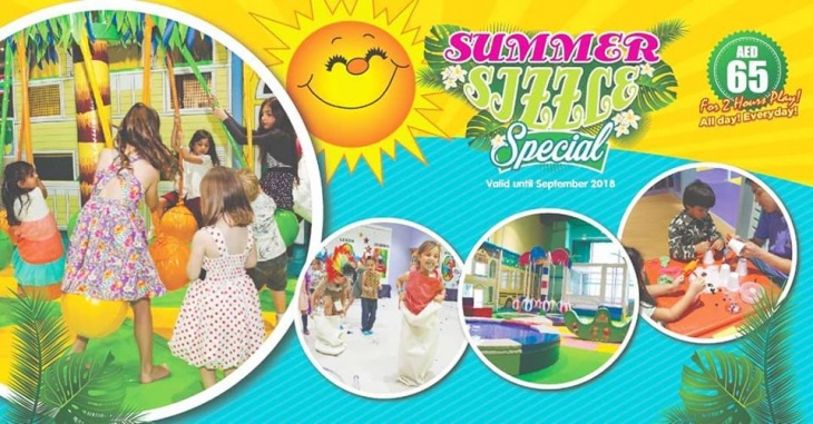 Cheeky Monkeys: Summer Sizzle Special