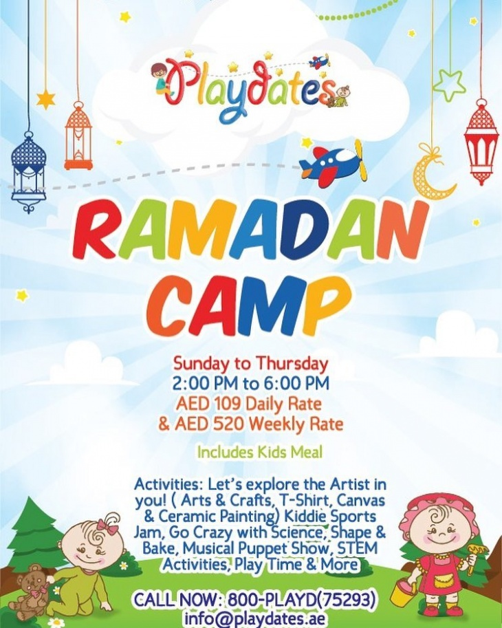 Ramadan Camp @ Playdates