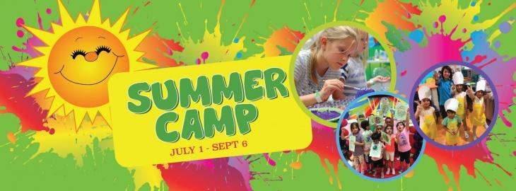 Cheeky Monkeys Summer Camp